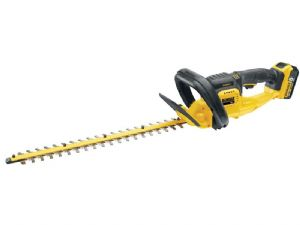 Dewalt DCM563P1 XR 18V Hedge Trimmer - 1 x 5.0Ah Li-Ion Battery Kit
